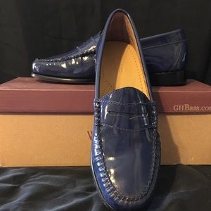 """Bass"" Classic Loafers"